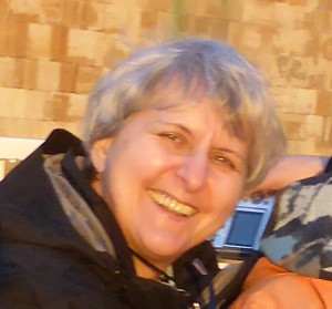 Mitglied des Bruderrates Rita Grotowski