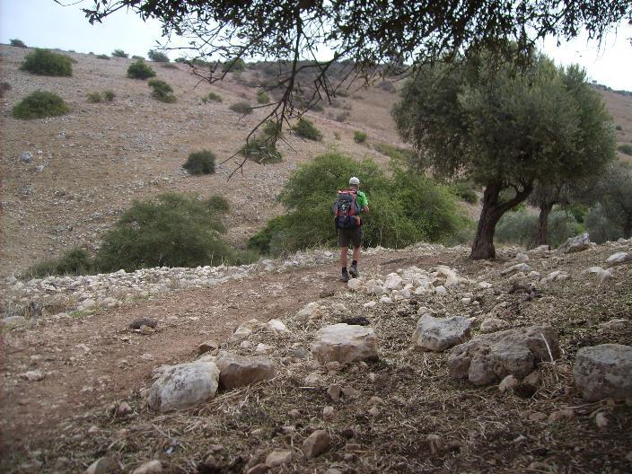 2 Im Tal des Wadis Arbel